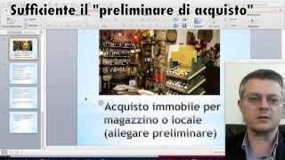 Finanziamenti a fondo perduto per BAR e Ristoranti Regione Marche 2012 clienti.m4v