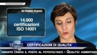 News: fotovoltaico, certificazioni, moratoria, plusvalenza imponibili - TG IMPRESA del 08/03/2011