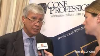 Più peso ai professionisti nell'agenda politica UE - Intervista del 22/05/2014