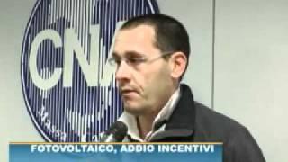 Fotovoltaico: incentivi addio