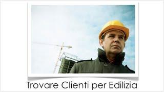 Clienti per Edilizia