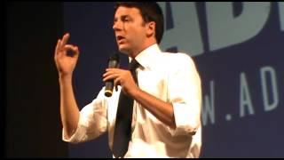Caserta - Parla Matteo Renzi (14.10.12)