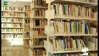 Provincia sistema bibliotecario presa in carico obtorto collo Antenna 2 TV 10072013