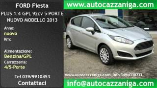 OLGIATE MOLGORA, FORD Fiesta PLUS 1.4 GPL 92cv 5 PORTE NUOVO MODELLO 2013
