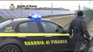 Trani (BA) - Operazione Solar - Truffa del fotovoltaico, 10 arresti (17.12.12)