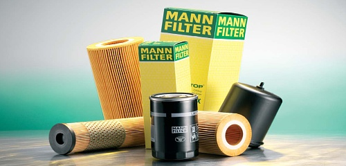 Qualità al top di gamma con i ricambi Mann Filter